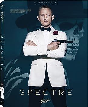 Spectre 007 Blu-ray Digital Copy