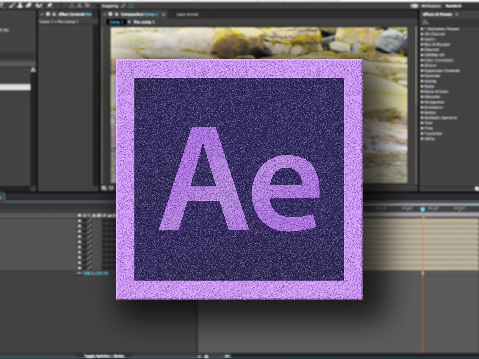 Adobe After Effects: Motion Tracking & Compositing Course