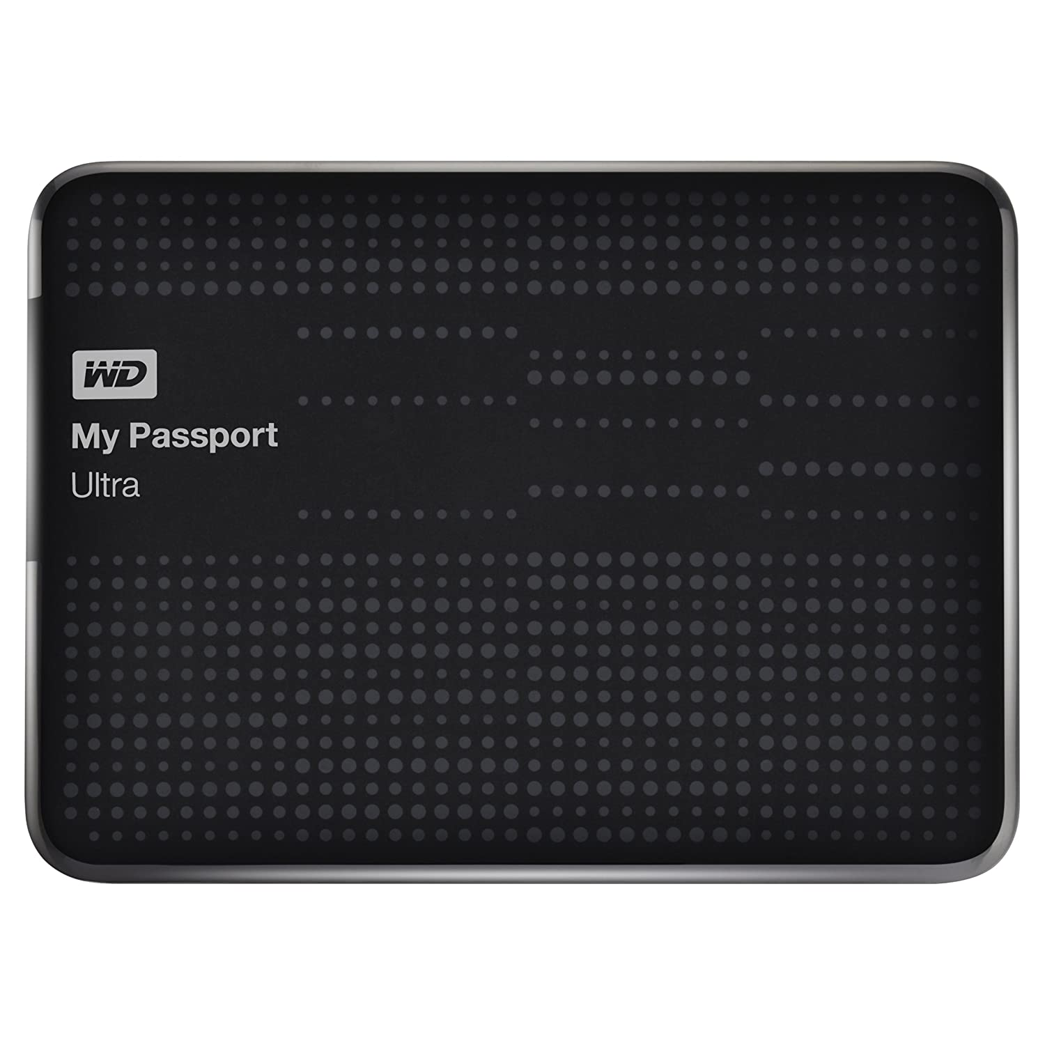 WD My Passport Ultra 1TB Portable External Hard Drive Black