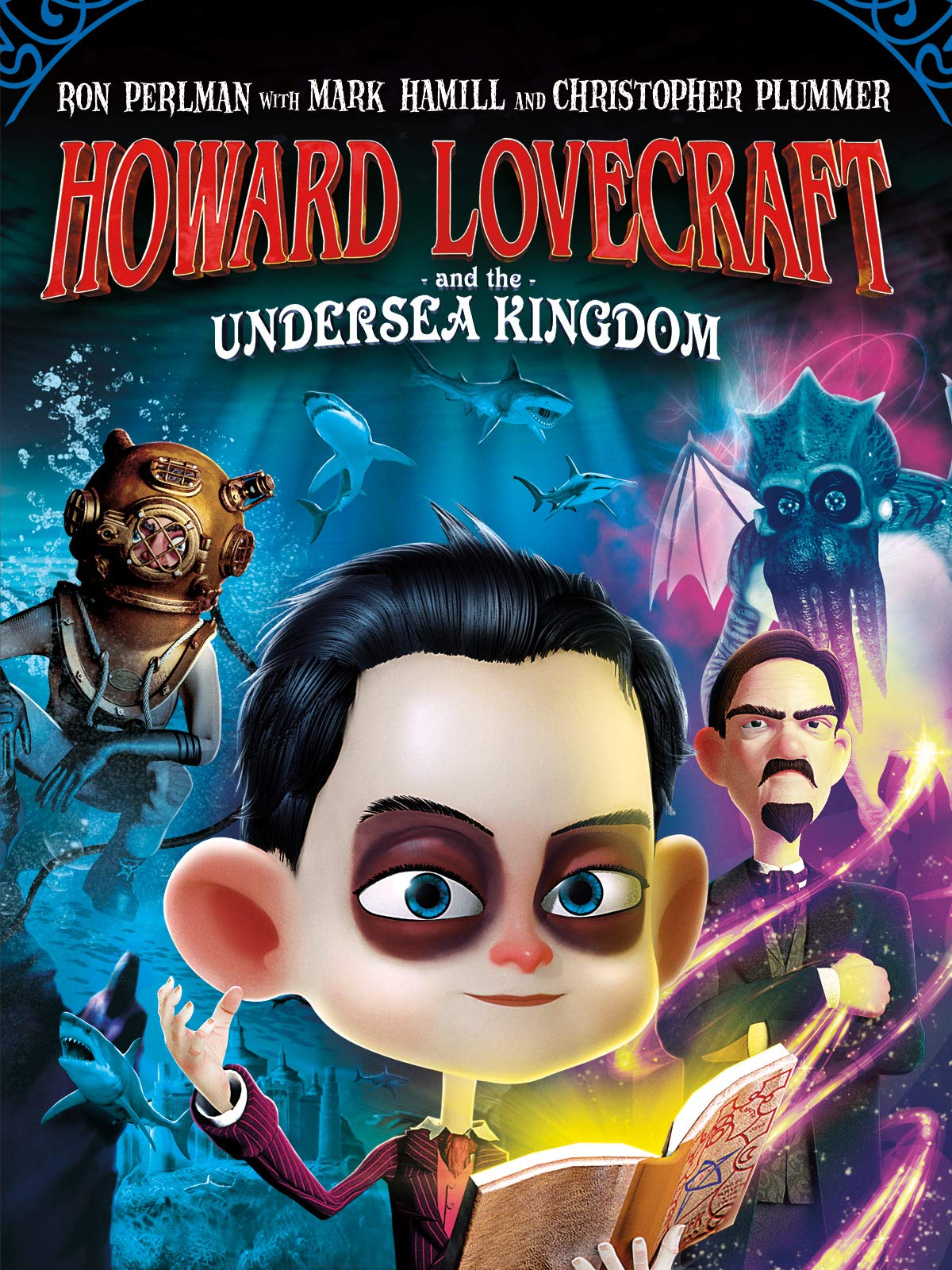 Howard Lovecraft and the Undersea Kingdom on Amazon Prime Video UK