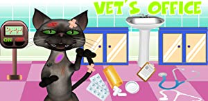 Vet's Office Story Animals Hospital Pet Doctor from Multinetz