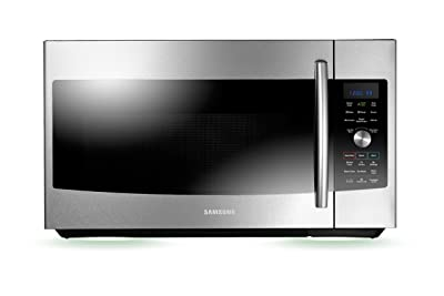 Samsung MC17F808KDT Over-The-Range Convection Microwave Via Amazon