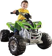 Power Wheels Kawasaki KFX - Green amp Chrome