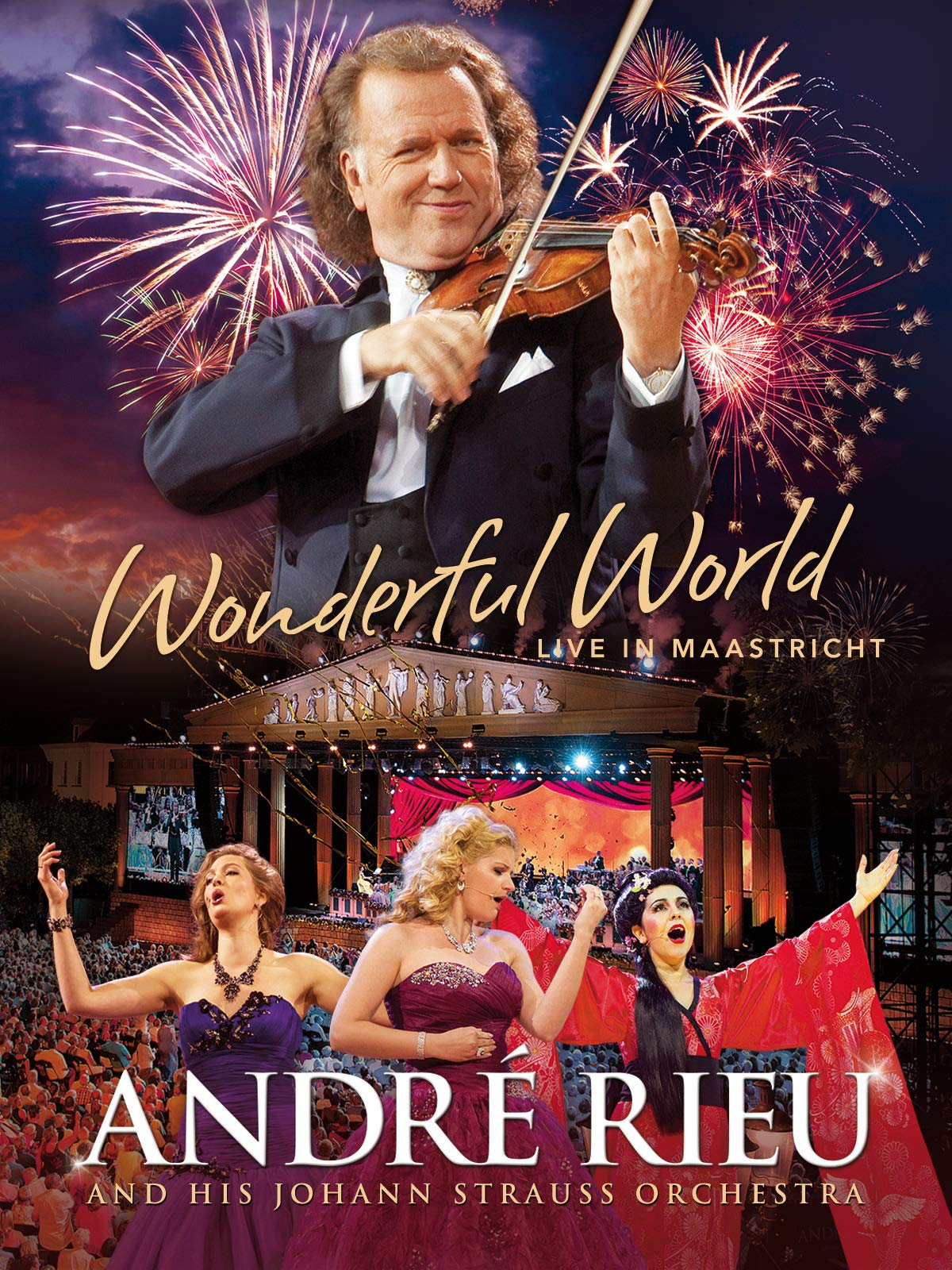 André Rieu And His Johann Strauss Orchestra - Wonderful World on Amazon Prime Instant Video UK
