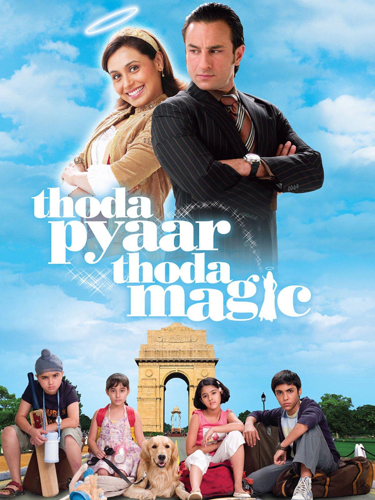 Thoda Pyaar Thoda Magic on Amazon Prime Instant Video UK