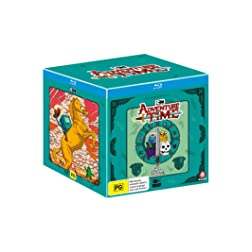 Adventure Time: Complete Collection 1080p/All Region [Blu-ray]