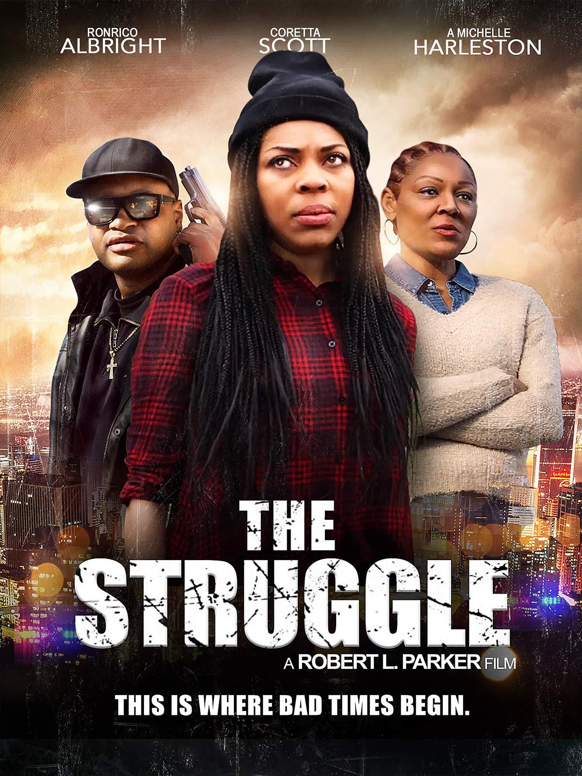The Struggle on Amazon Prime Video UK