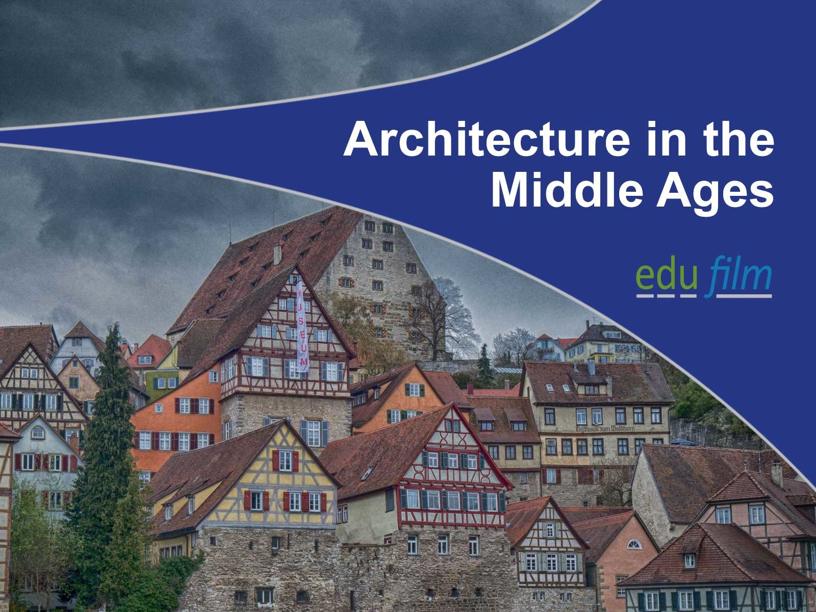 Architecture in the Middle Ages - Season 1