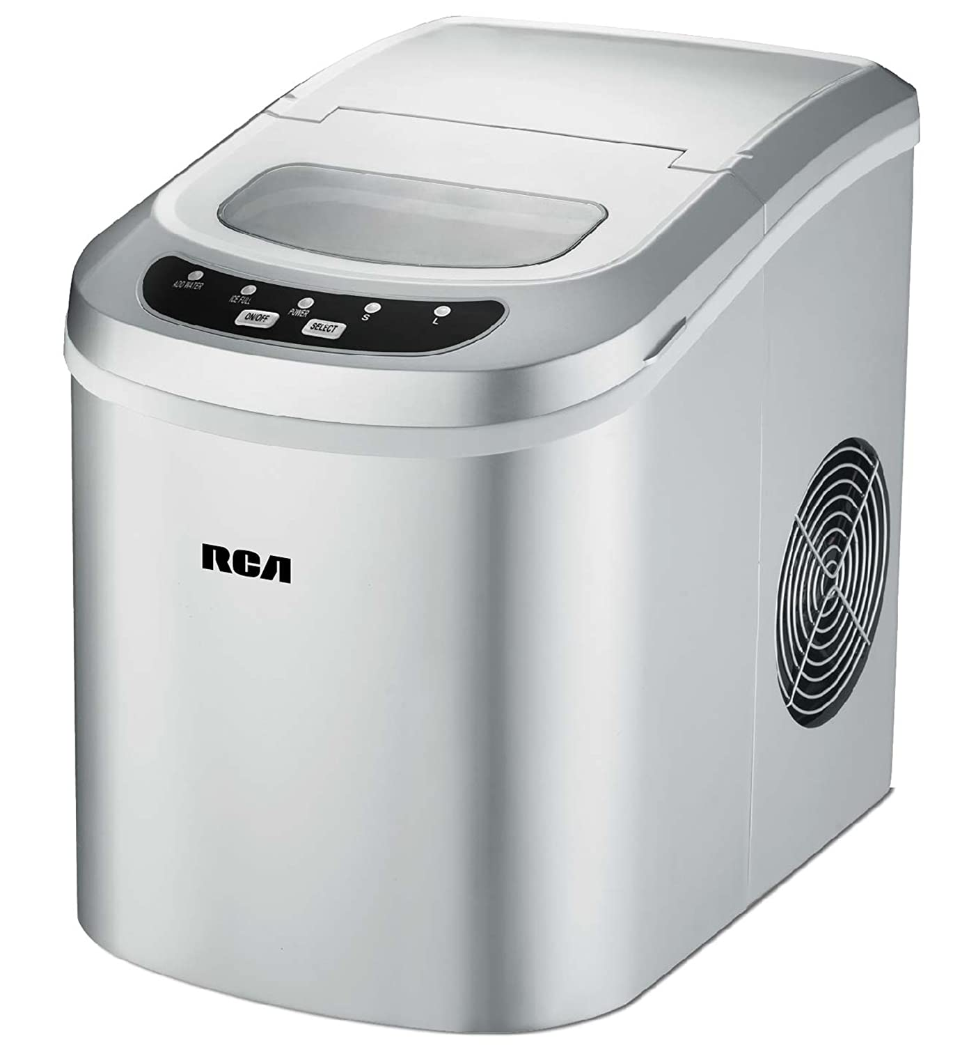 RCA ICE102: Compact Ice Maker that Has Instant Ice Production Process