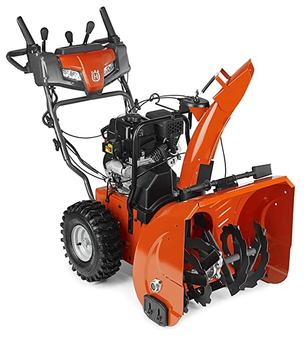 Husqvarna ST224 - 24-Inch 208cc Two Stage Electric Start Snow Thrower