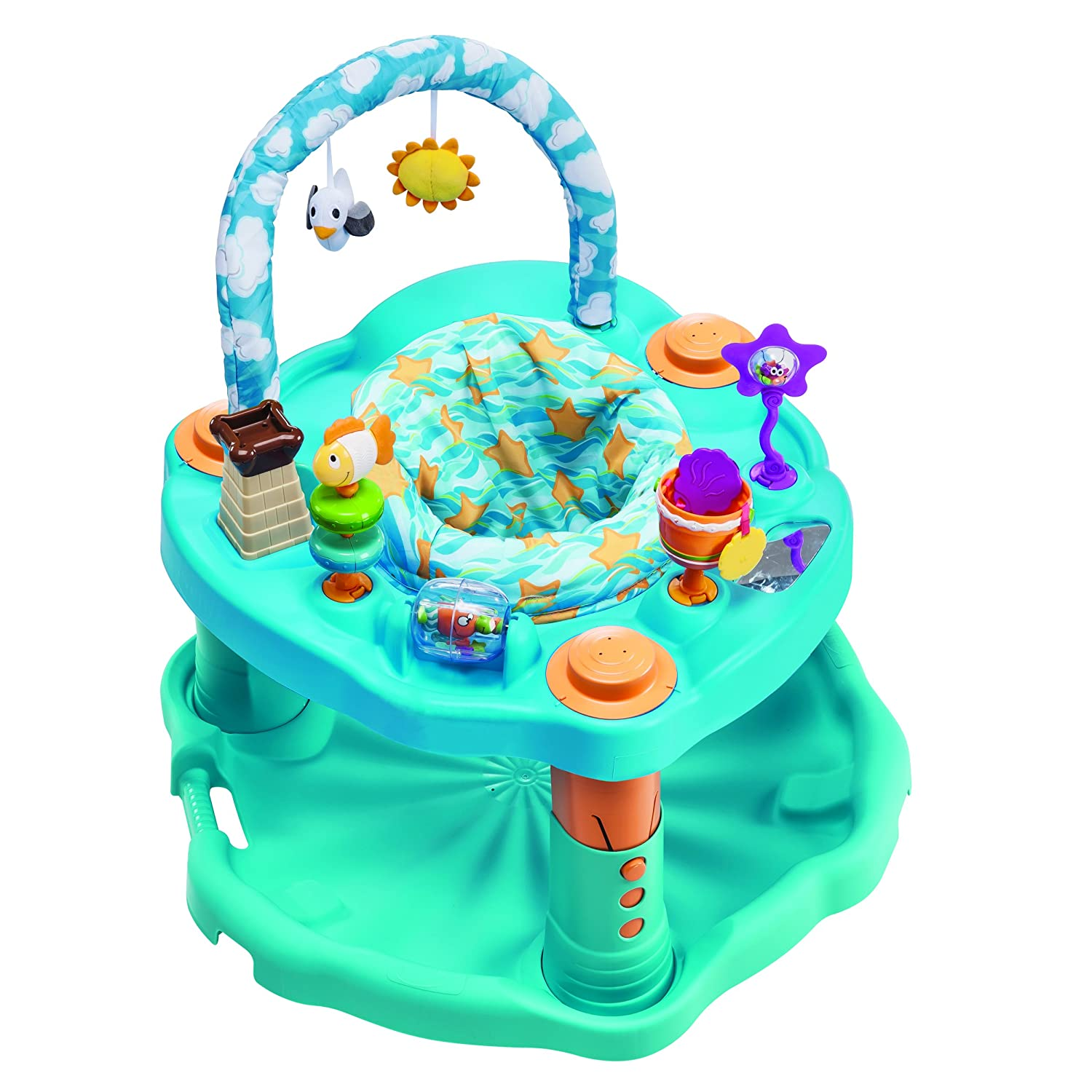 Exersaucer Day at the Beach from Evenflo