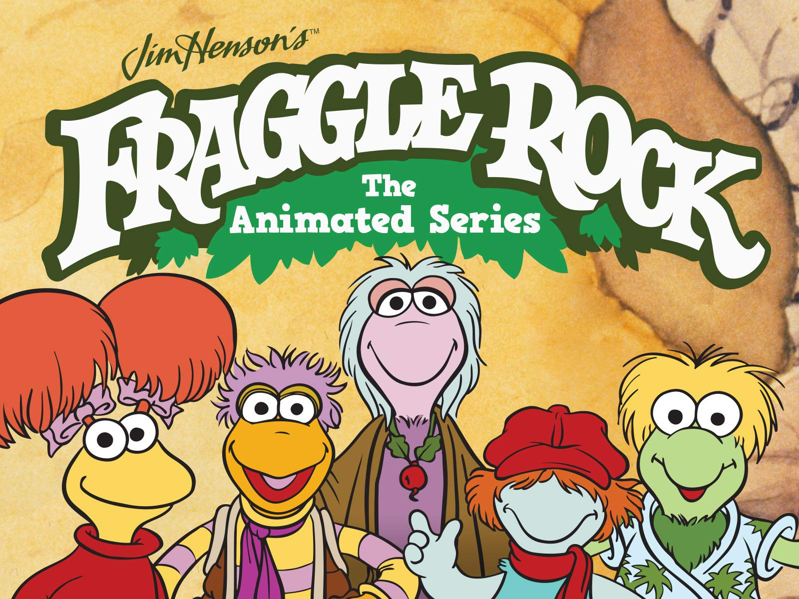 Fraggle Rock: The Animated Series on Amazon Prime Video UK