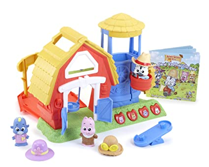 Little Tikes - 171376 - Jeu éducatif premier âge - Apple Grove - Ferme
