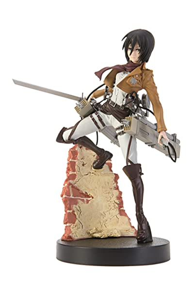 Attack on Titan Mikasa Ackerman Furyu PVC Figure