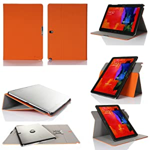 GearIT Samsung Galaxy Tab Pro / Note Pro 12.2 12,2 caso carcasas cubierta funda folio de piel  Electrónica Comentarios