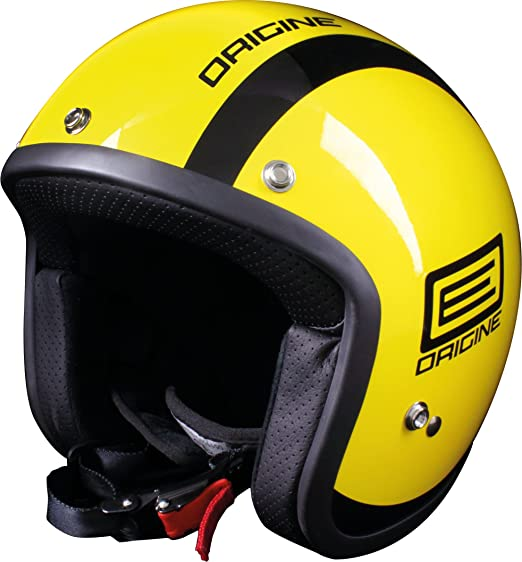 Luna origine autres casques de primo casque de vélo blanc/noir brillant