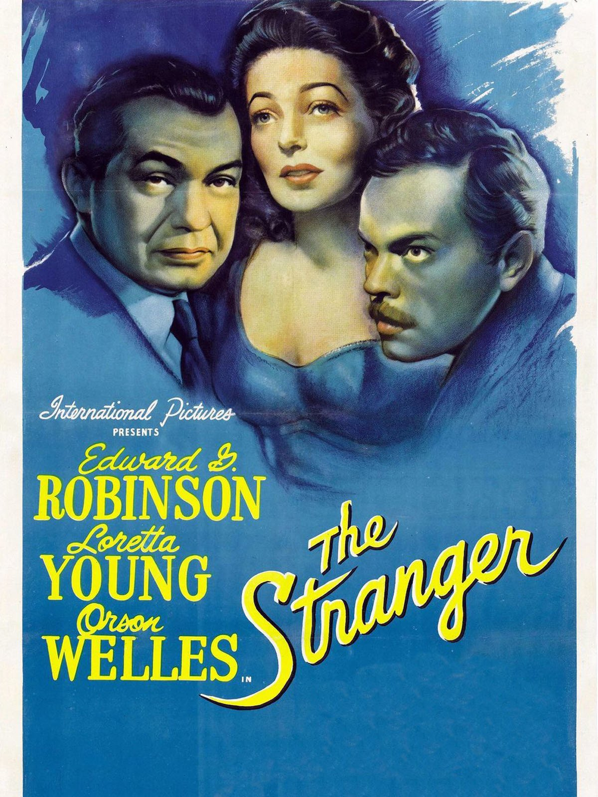 Film Noir: The Stranger on Amazon Prime Video UK