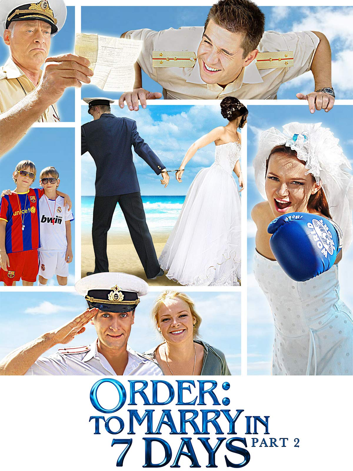 Order: To Marry in 7 Days - Part 2