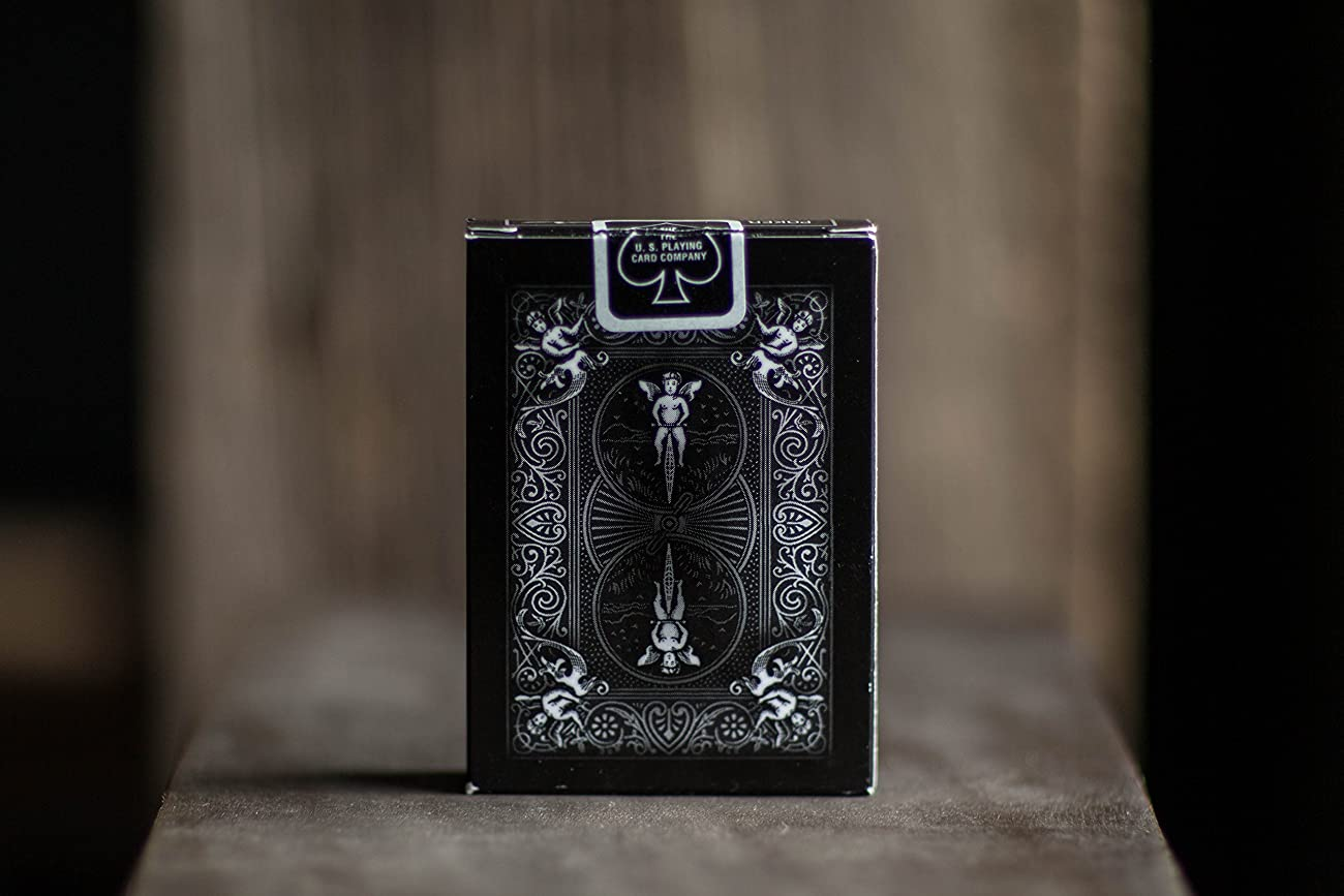 Ellusionist Bicycle Shadow Masters Playing Cards 3
