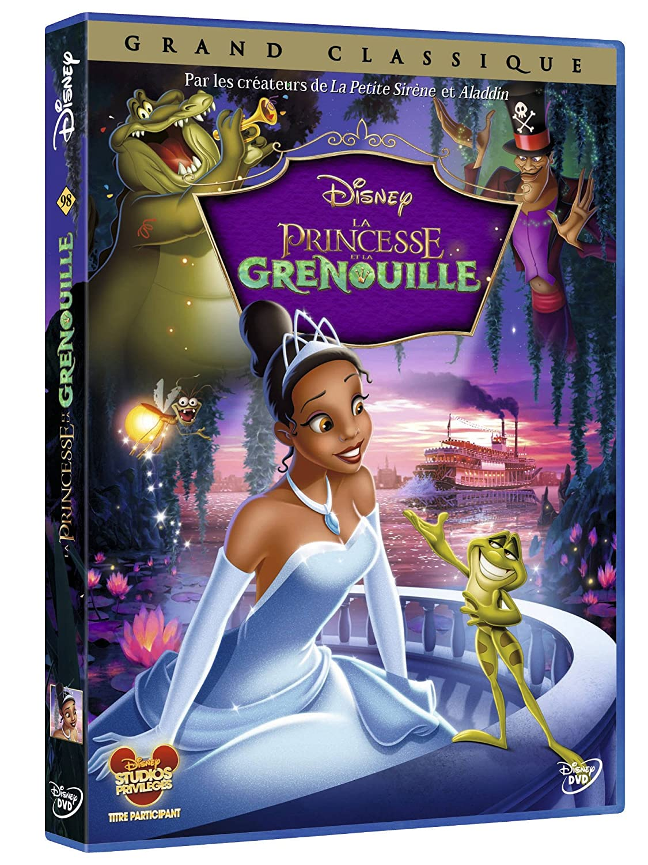 La Princesse et la grenouille = Princess and the frog (The) / Ron Clements; John Musker, Réal. | Clements, Ron. Monteur