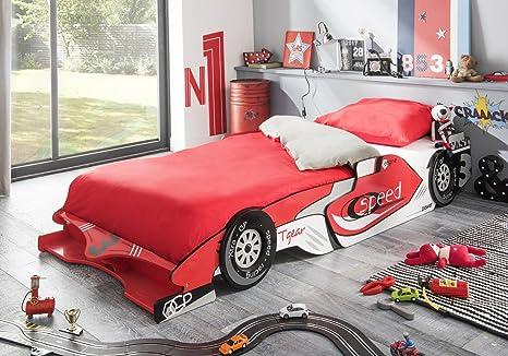 LIQUIDATODO ® - Castellet - cama coche juvenil moderna y barata