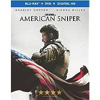 American Sniper on Blu-ray