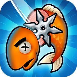 Ninja Fishing by Gamenauts