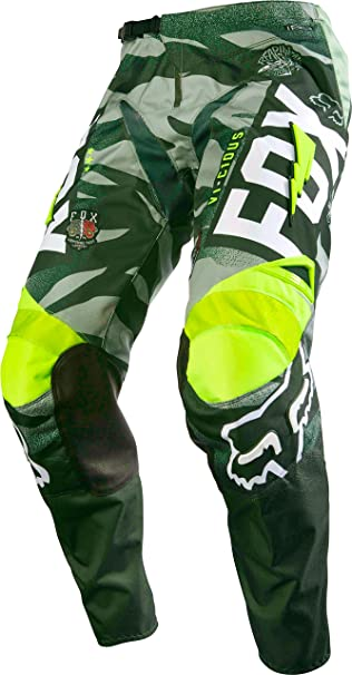 Pantalon Motocross Fox 2016 180 Vicious Army