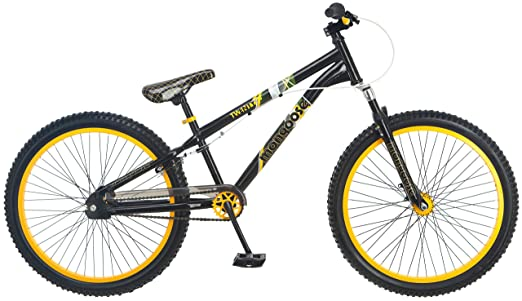Bike Jumping Gears Boy s Jumping Bike Black