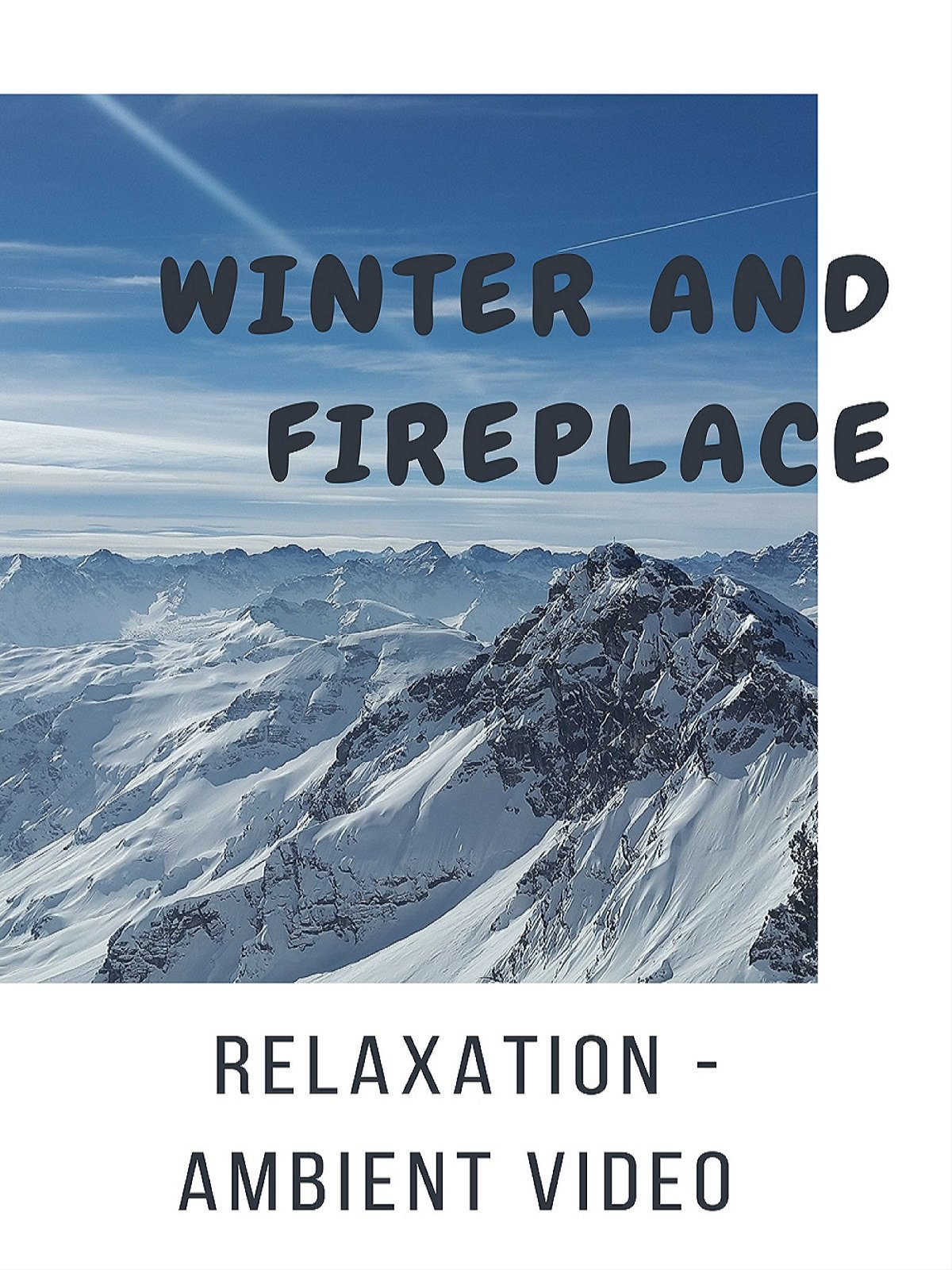 Winter and Fireplace on Amazon Prime Instant Video UK