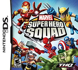 Marvel Heroes Games