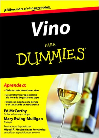 Vino para Dummies (Spanish Edition)