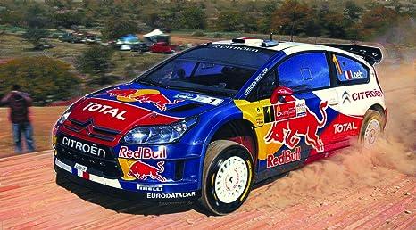 Heller - 50117 - Maquette - Citroën C4 WRC '10 - Echelle 1/43