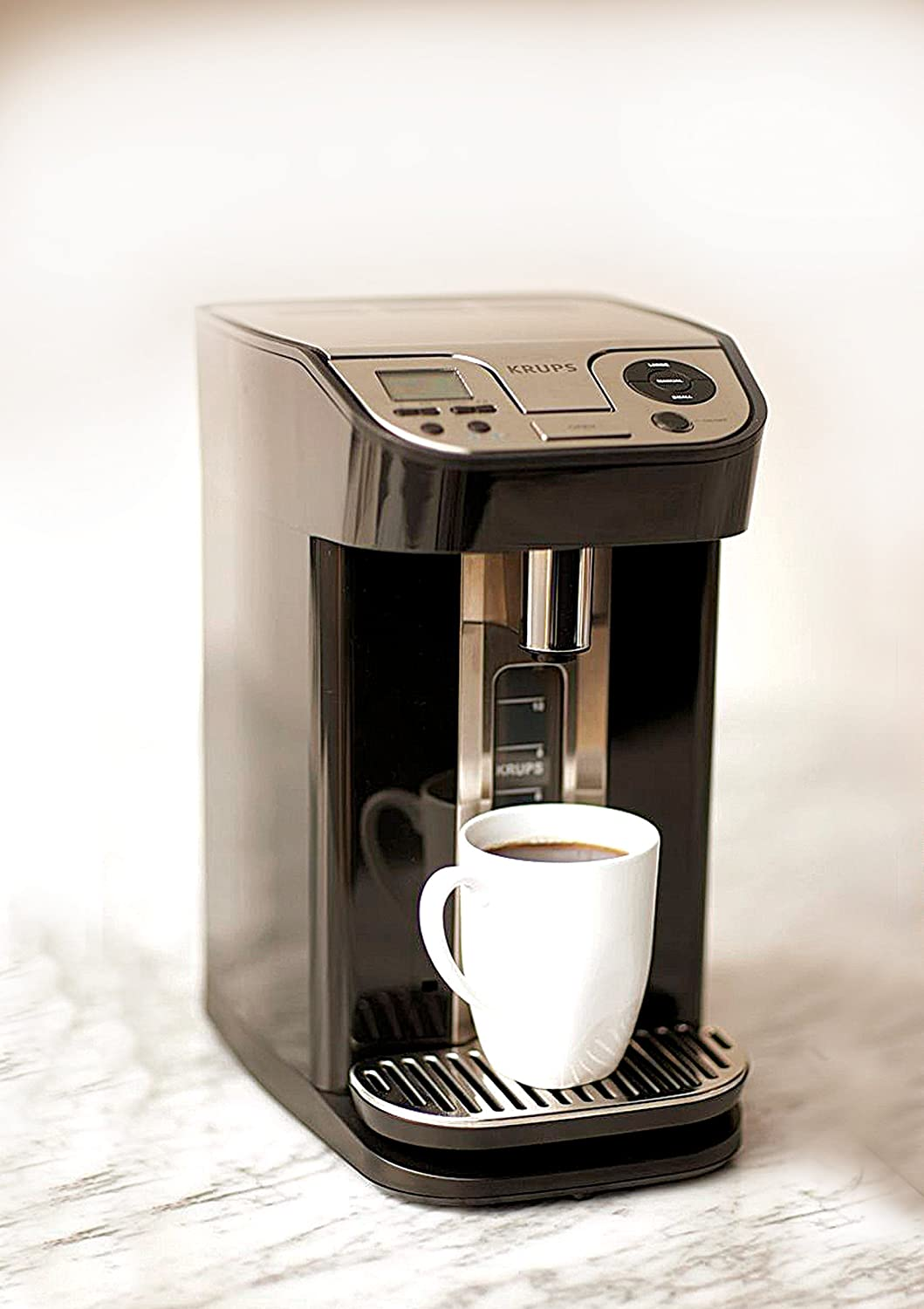 KRUPS KM9008 Cup on Request Programmable 12-Cup