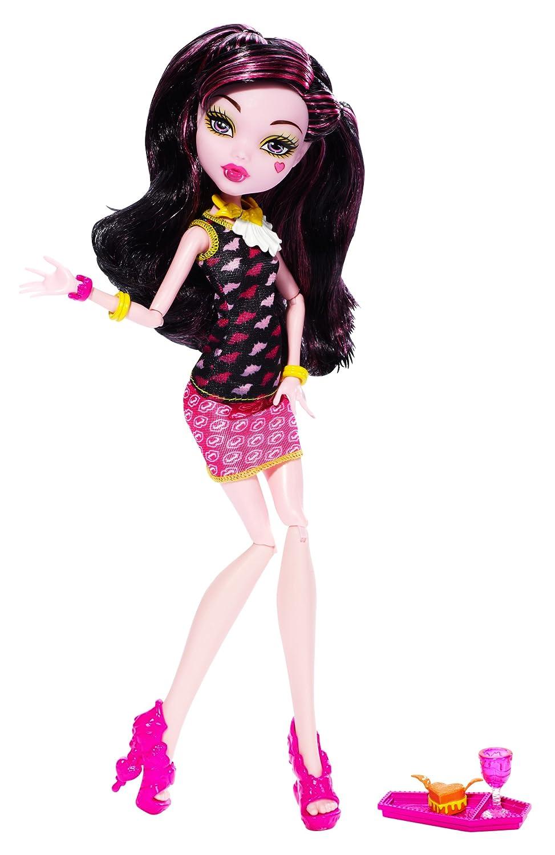 Monster High Creepateria Draculaura Doll