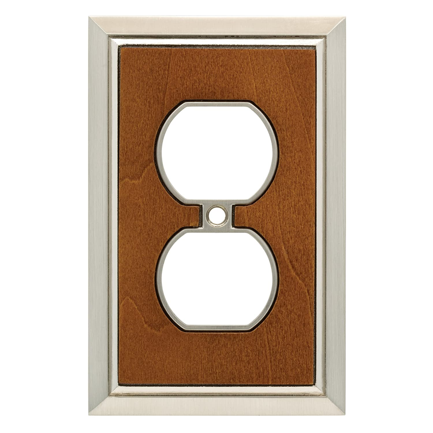 Excellent low-cost Brainerd Liberty 126453 AC wall plate
