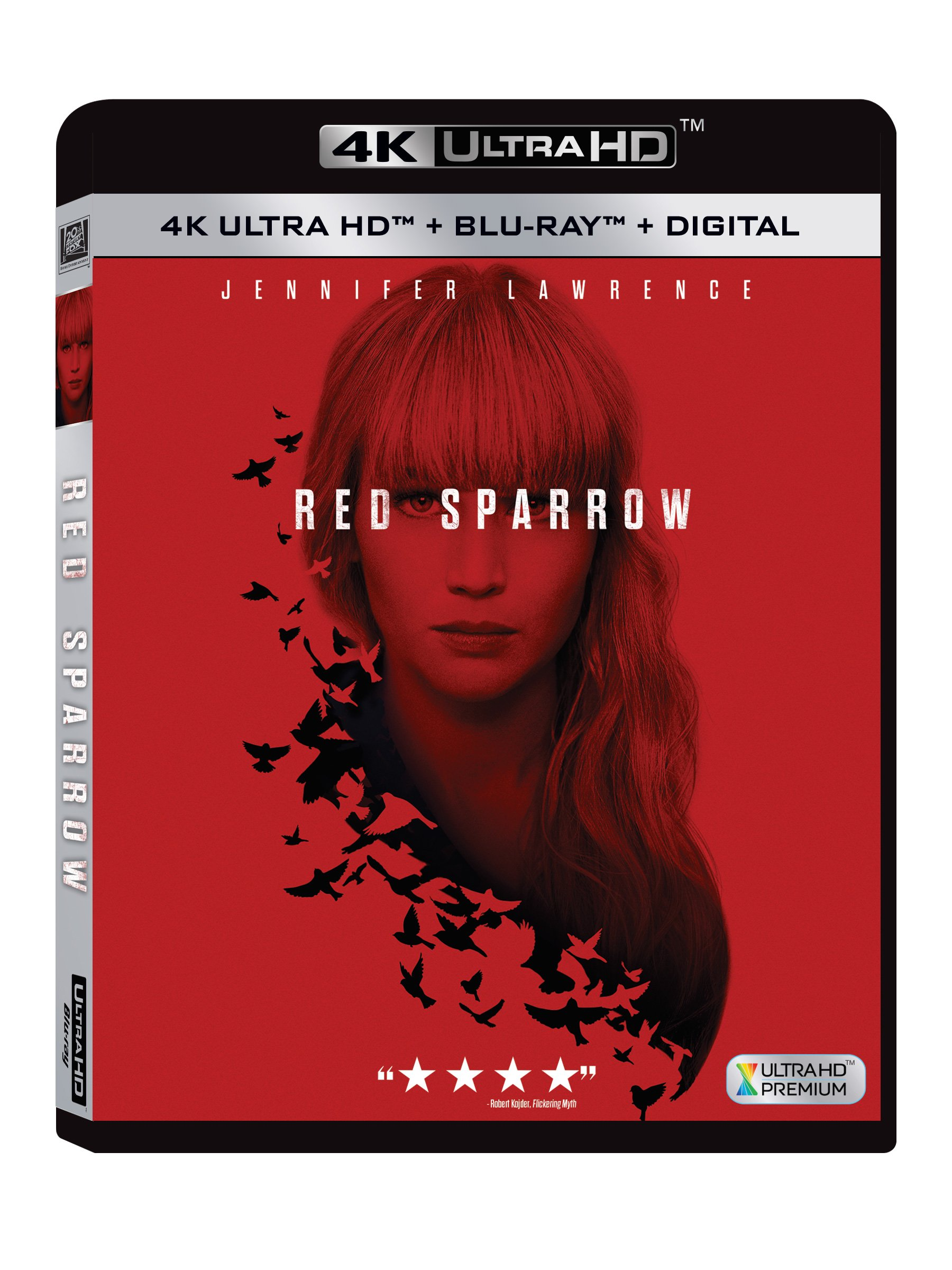 Buy Red Sparrow Now!