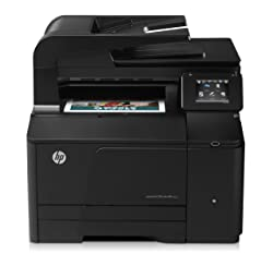 Post image for HP LaserJet Pro 200 M276nw für 268€ – e-All-in-One Farblaserdrucker mit WLAN