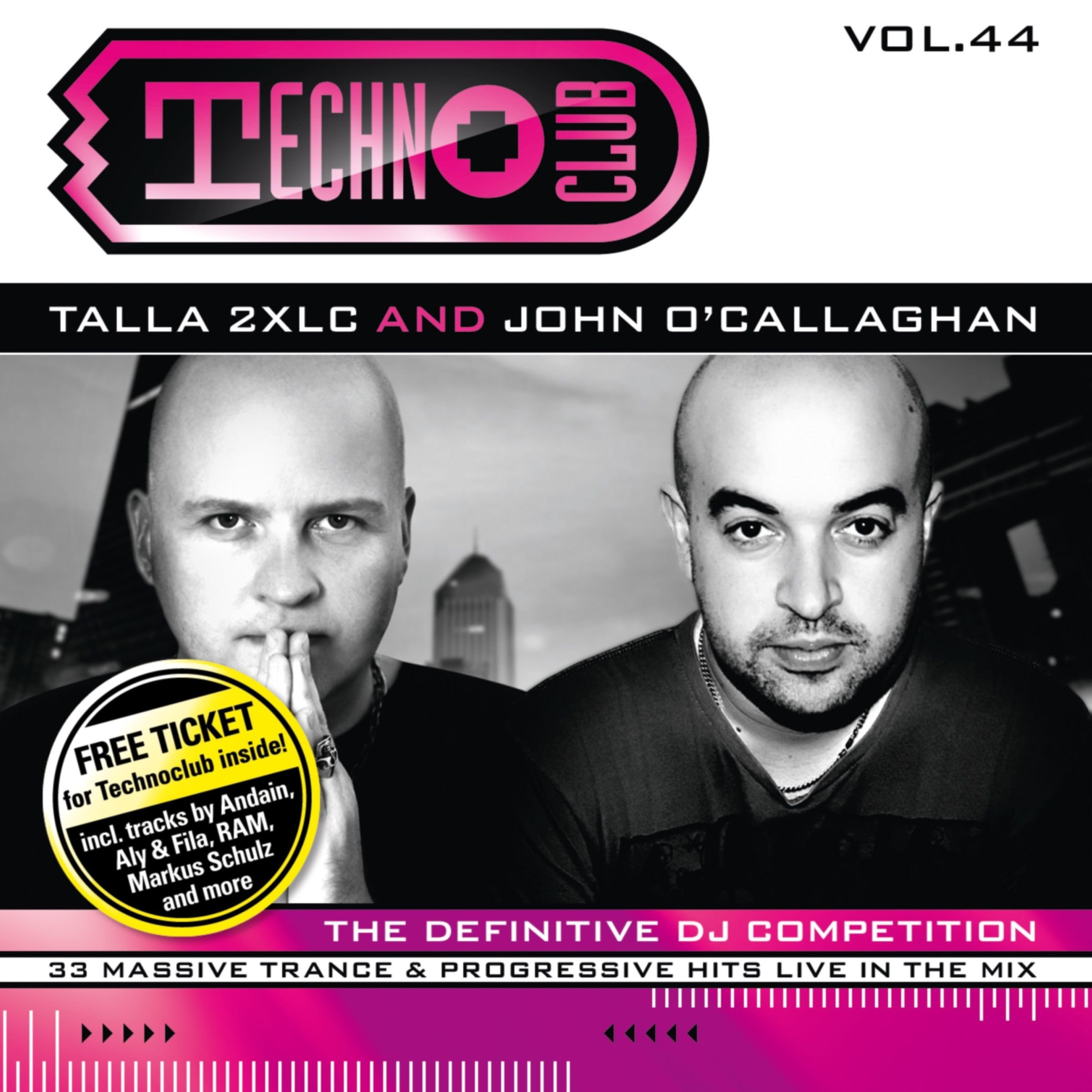 VA-Techno Club Vol 40-2CD-FLAC-2014-NBFLAC Download