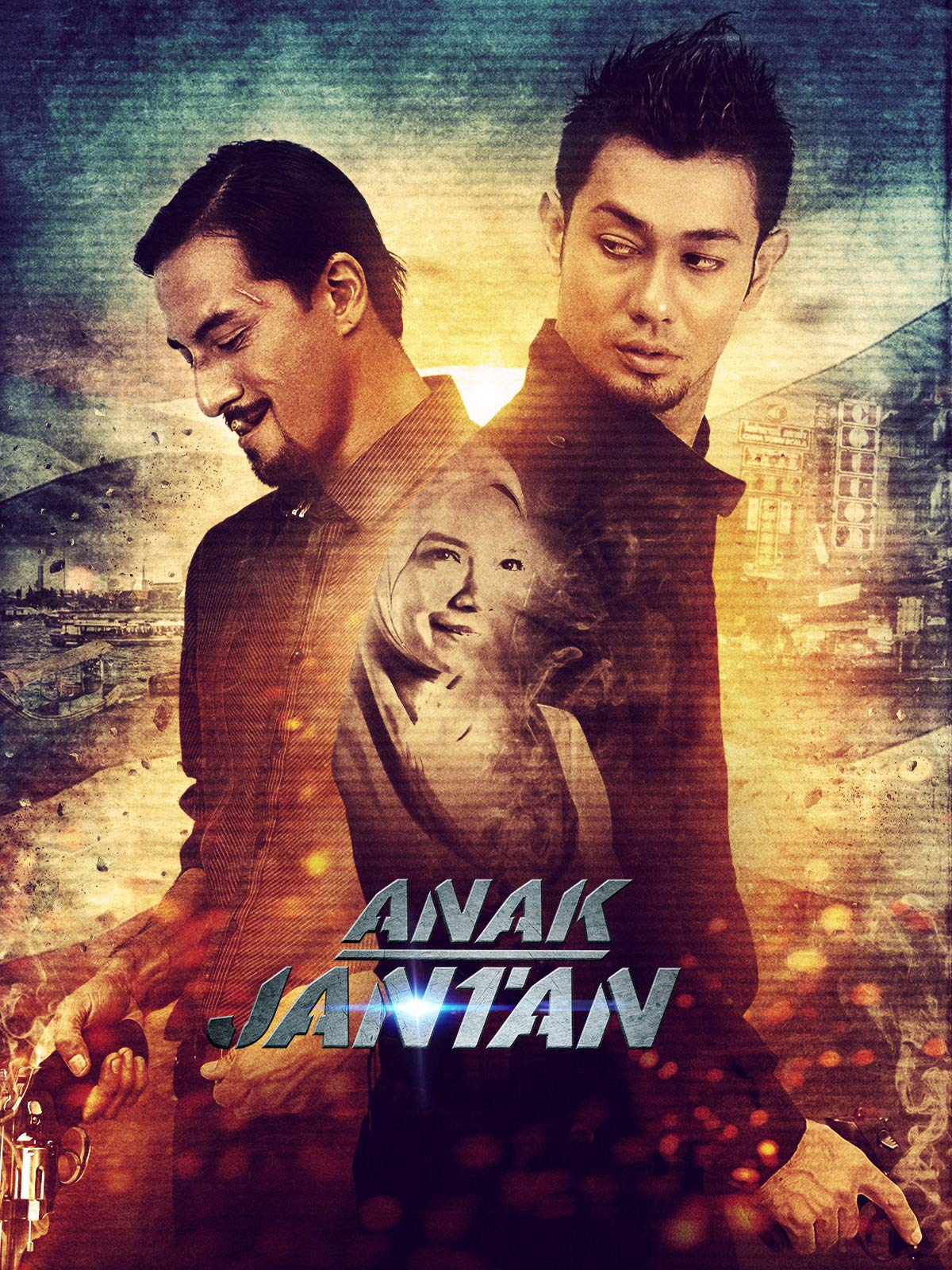 Anak Jantan (The Son)