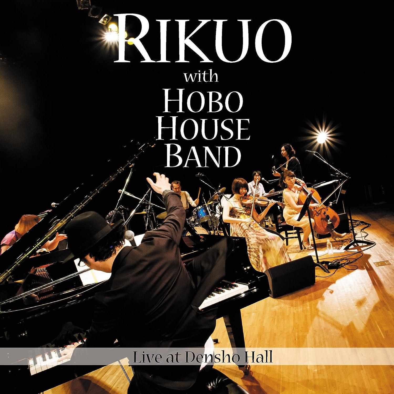 amazon「リクオ+HOBO HOUSE BAND」へ