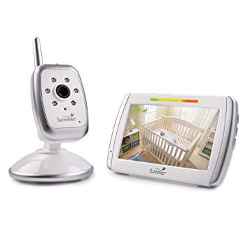 Summer Wide View Digital Color Video Monitor