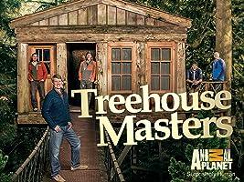 Treehouse Masters Season 2