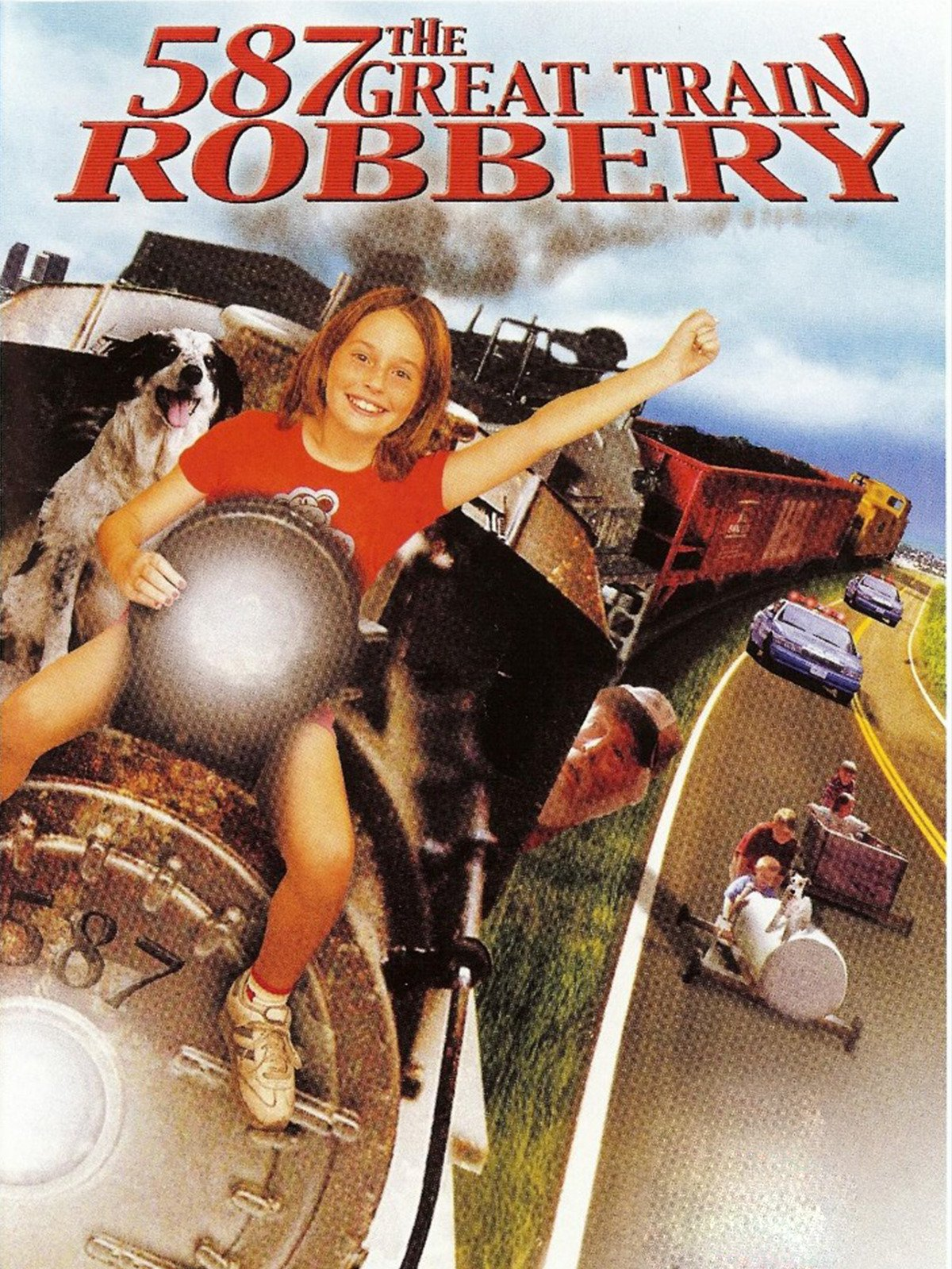 587 The Great Train Robbery