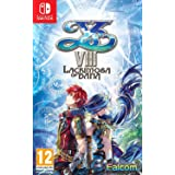 Ys VIII: Lacrimosa of Dana (Nintendo Switch) UK IMPORT