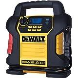 DEWALT DXAEJ14 Jump Starter: 1400 Peak/700 Instant Amps, 120 PSI Digital Air Compressor
