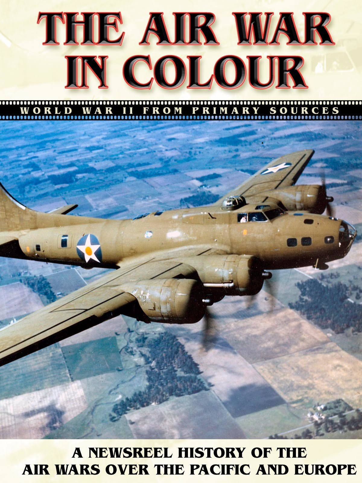 The Air War in Color