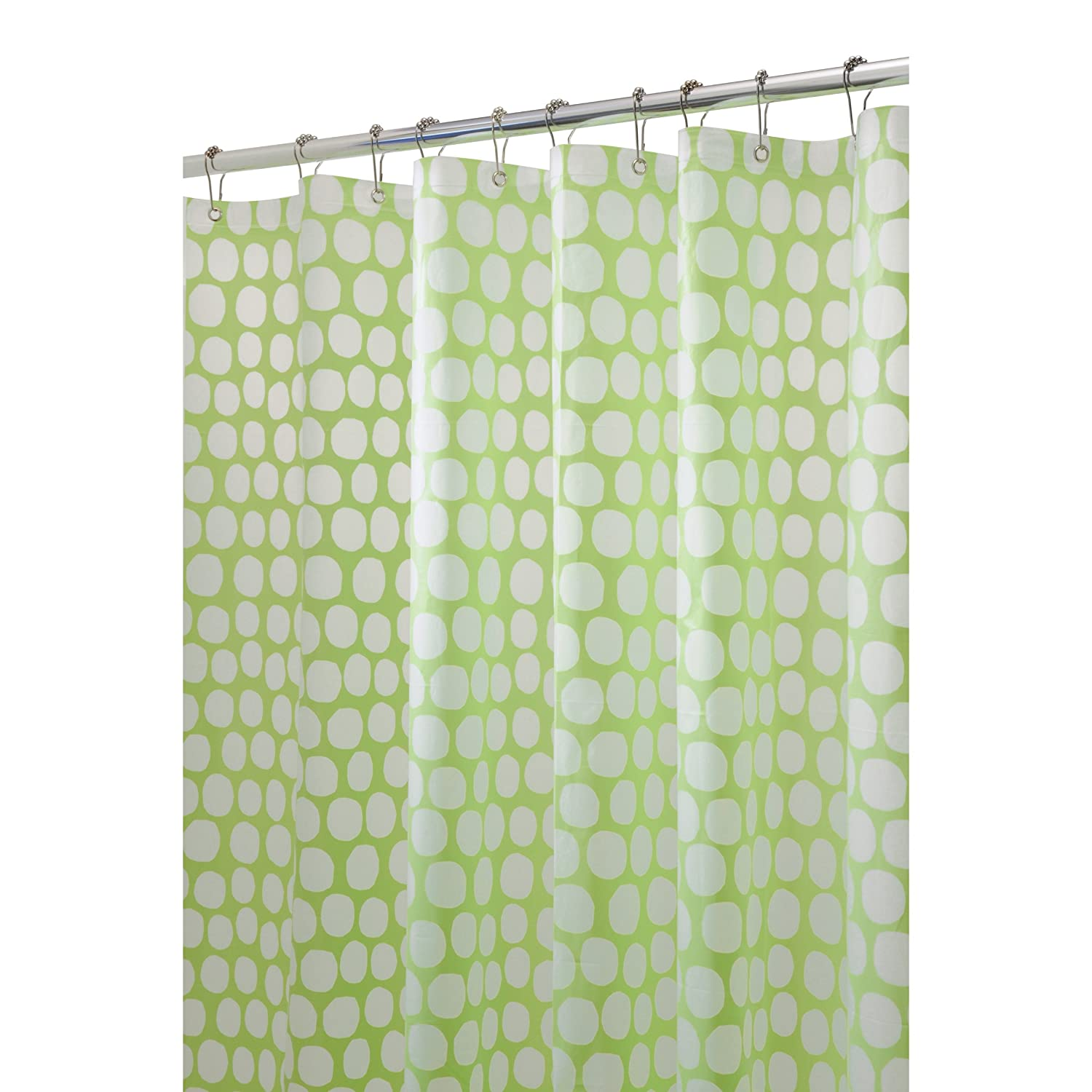 bright green shower curtain images