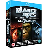 Planet Of The Apes: Evolution Collection In Blu-Ray