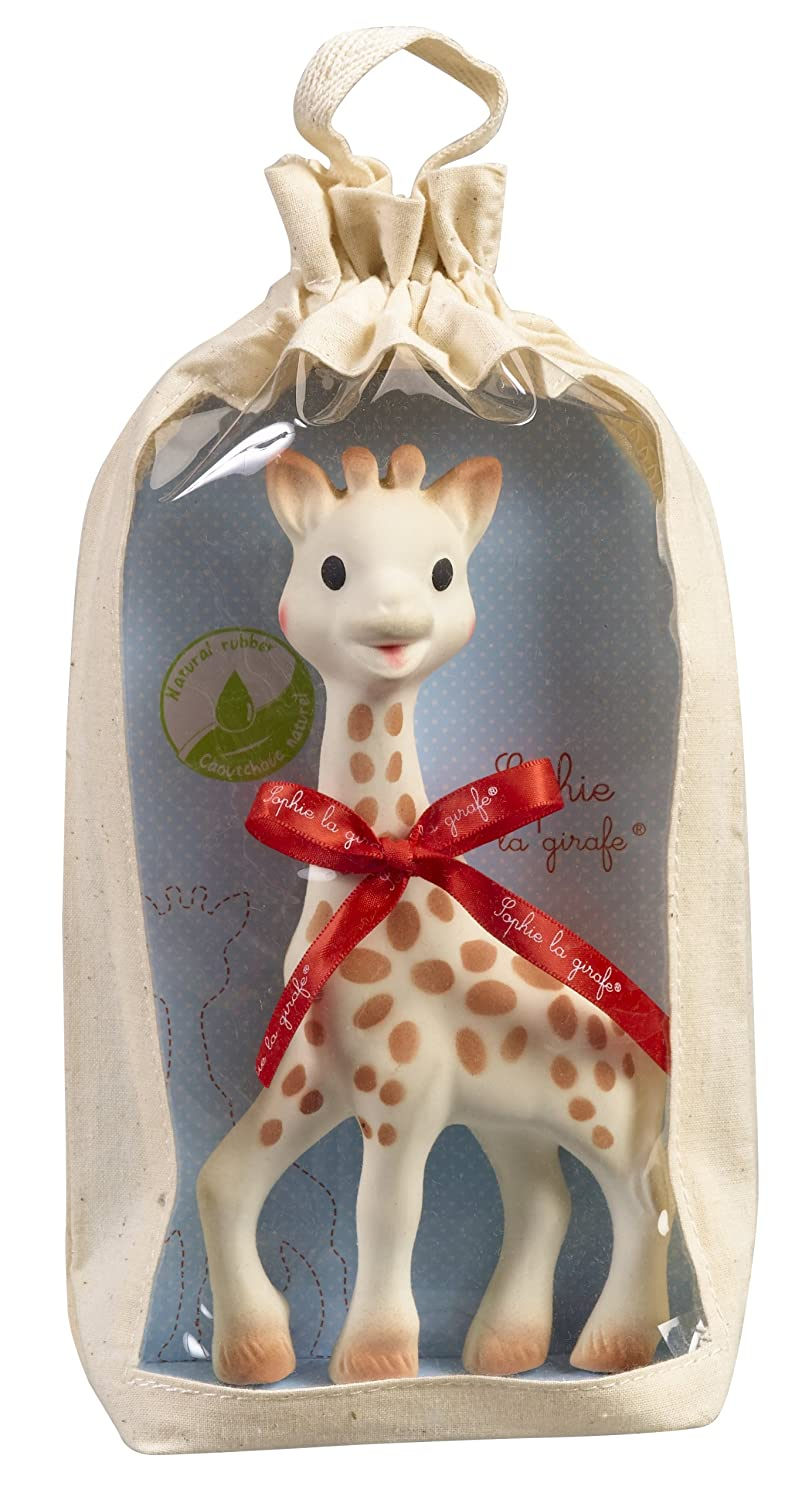 Sophie La Girafe So'Chic - Cotton bag